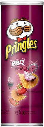 Pringles BBQ Potato Chips - 156g