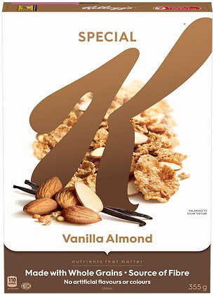 Kellogg's Special K Vanilla Almond Cereal - 355g