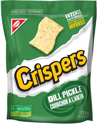 Crispers Dill Pickle - 145g