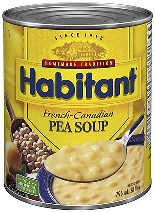 Habitant French Canadian Pea Soup - 796g