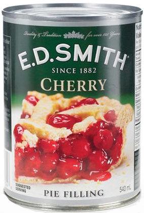 E.D. Smith Cherry Pie Filling - 540g