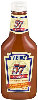 Heinz Original 57 Sauce - 500g