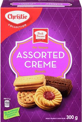 Peek Freans Assorted Crème - 300g