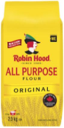 Robin Hood Original All Purpose Flour - 2495g