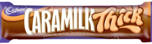 Cadbury Caramilk Thick Chocolate Bars  24/Case