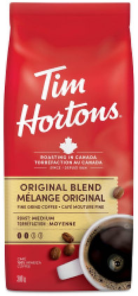 Tim Hortons Original Fine Grind  - 300g