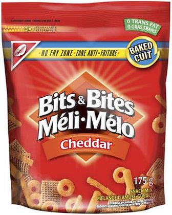 Bits & Bites Cheddar Snack Mix - 175g