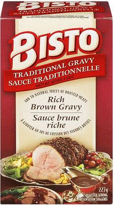 Bisto Rich Brown Gravy Mix - 227g