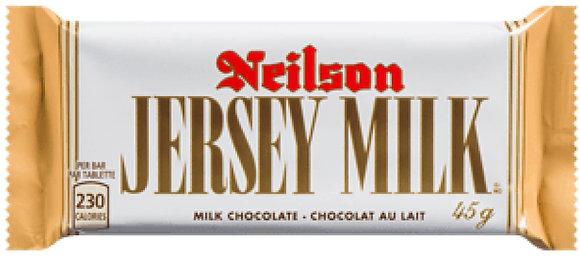 Neilson Jersey Milk Chocolate Bars  24/Case