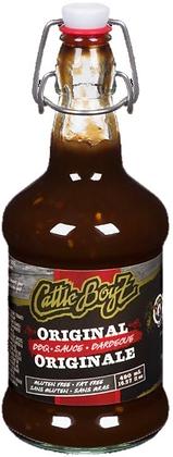 CattleBoyZ Original BBQ Sauce - 490g