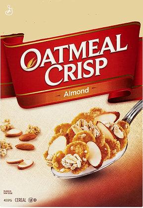 Oatmeal Crisp Almond Cereal - 437g