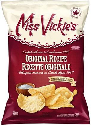 Miss Vickie's Original Potato Chips - 200g