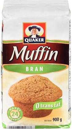 Quaker Bran Muffin Mix - 900g
