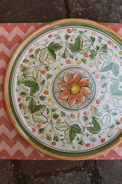 Keramikteller (HL Kalina-Gabriel)