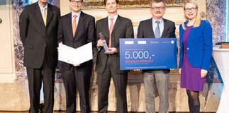 PhagoMed wins Austrian Entrepreneurship Award Phönix