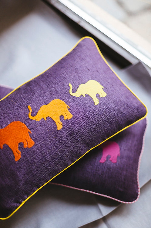 Zierpolster Elefanten