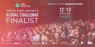 Hello Tomorrow Global Challenge Finalist