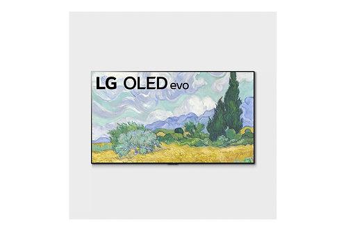 LG G1 Classe 77 pouces avec Gallery Design 4K Smart OLED evo TV avec AI ThinQ®