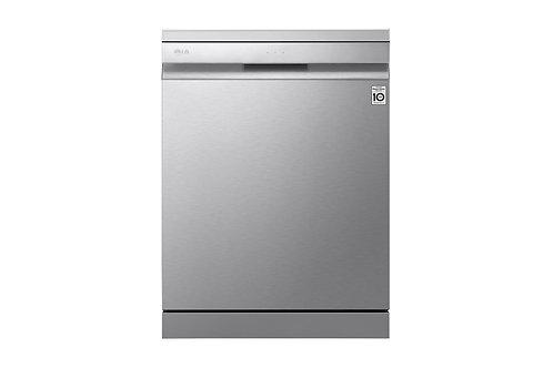 LG D1452 Lave-vaisselle | TrueSteam™ | QuadWash™ | A+++ | Inverter Direct Drive