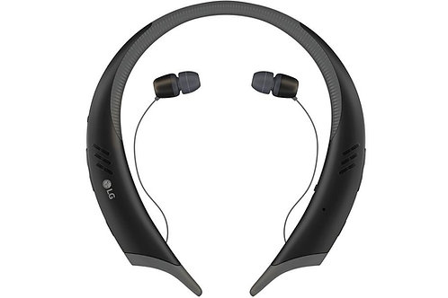 HBS-A100 Black & Gray LG TONE Active+™ Bluetooth® Wireless Stereo Headset