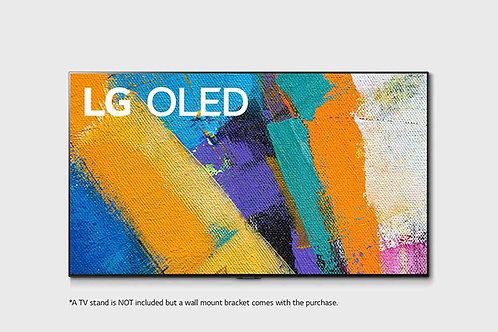 LG OLED TV 2020 | 77'' (195 cm) | UHD | α9 Gen3 | Design Gallery