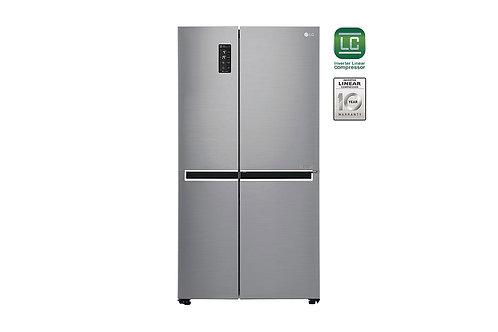 GC-B247SLUV Réfrigérateur Side by Side | Compresseur linéaire | Total No Frost