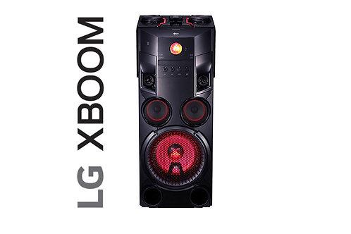 OM7560  SYSTÈME AUDIO | 1000W | BLUETOOTH | EFFET LUMINEUX | FONCTIONS DJ & KARA