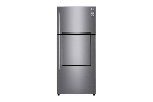 LG GN-A782H Réfrigérateur 2 portes | Total No Frost | Compresseur linéaire inver