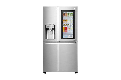 LG GC-X247CSAV Side by Side | Instaview™ | Door-In-Door™ | No Frost