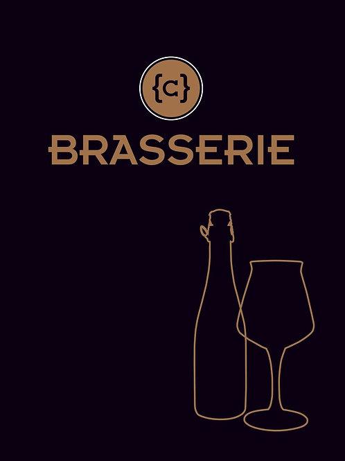 """Livre """"Brasserie C"""" des Editions de la Province de Liège"""