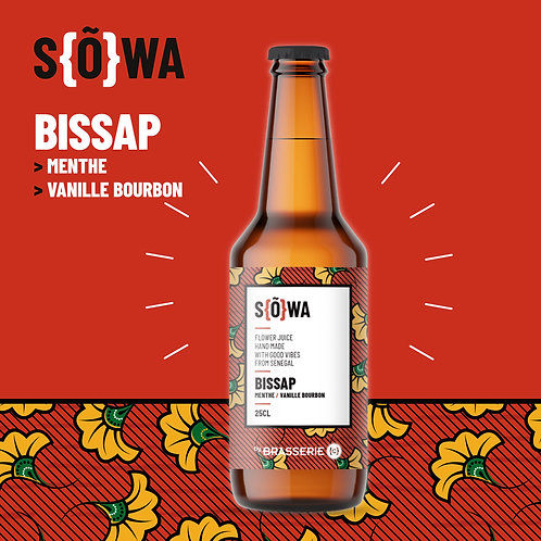 Sowa - Bissap 24x25cl
