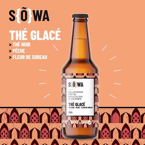 Sowa - Thé glacé 24x25cl