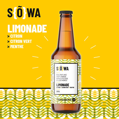 Sowa Limonade - 24x25cl