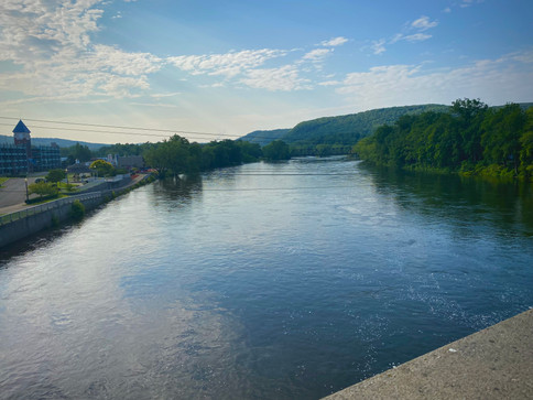 The Allegheny River