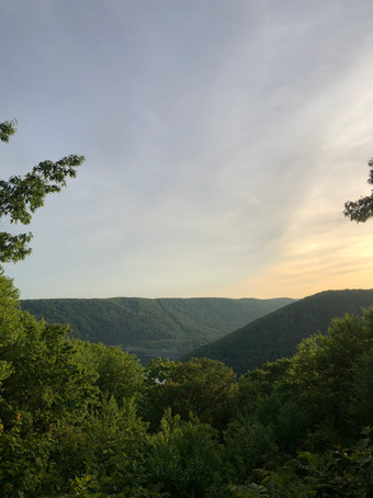 Overlook at Trails at Jakes Rocks