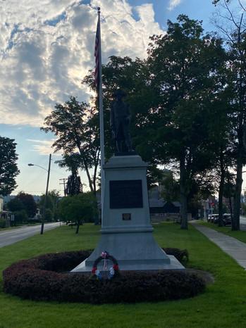 General Joseph Warren Statue