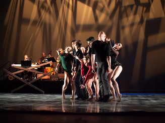 Cash & Cline with Alaska Dance Theatre company