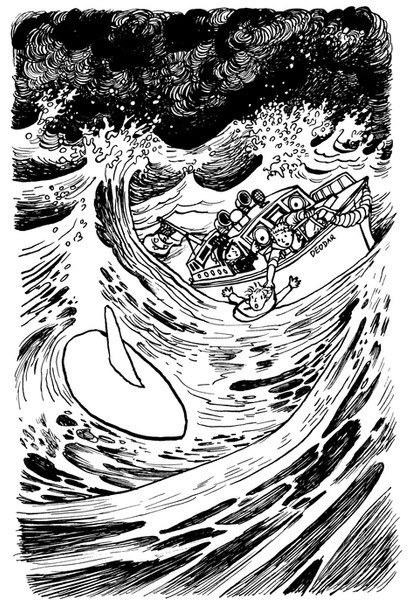 From the 'Daldy and Friends' series - stories inspired by famous New Zealand ships, by Douglas Walker.