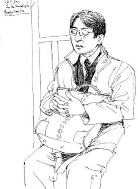 Tokyo Sketchbook Part 1