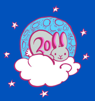 Happy New Year of the Bunny