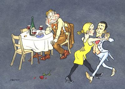 Illustration Friday – Tango