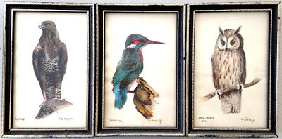 A History of my Archive in 10 Objects. No.5: Birds, 1977