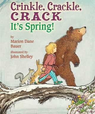 Crinkle, Crackle, Crack Released Today!
