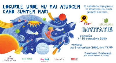 """Imaginary Journeys"" exhibition in Bucharest"