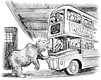 Why are children's book deadlines like buses?