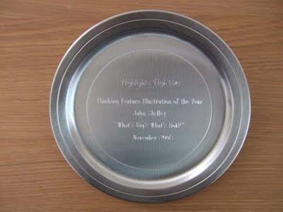 Highlights High Five Award