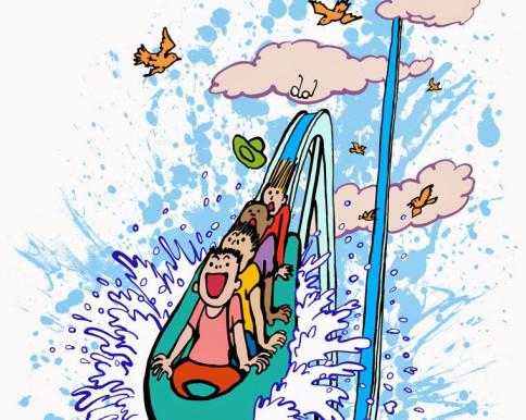Big Splash for Summer