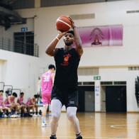 Top Flight Basketball AAU Select Team Bangkok