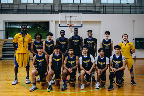Top Flight Basketball AAU Select Team