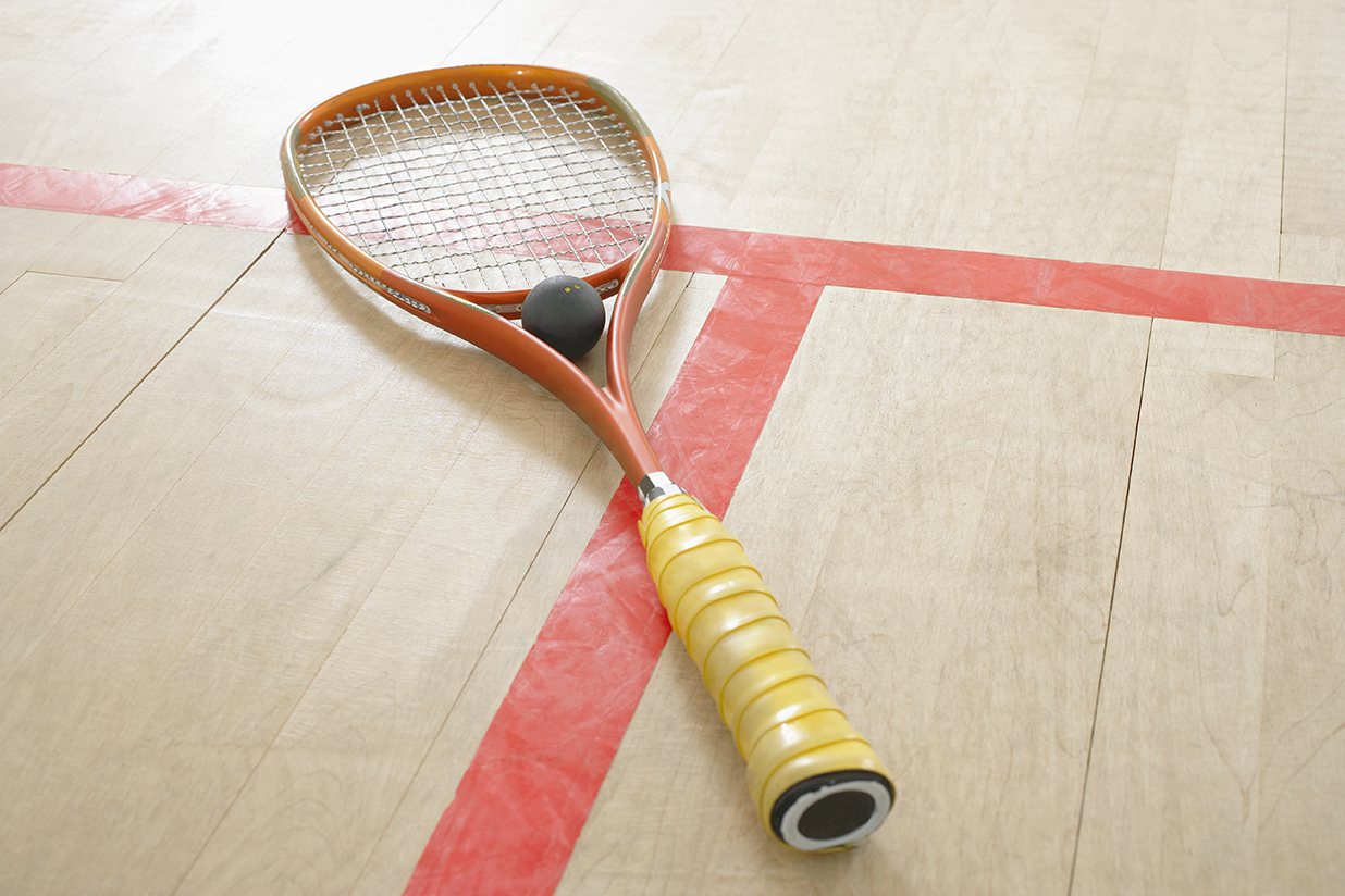 Équipement de squash